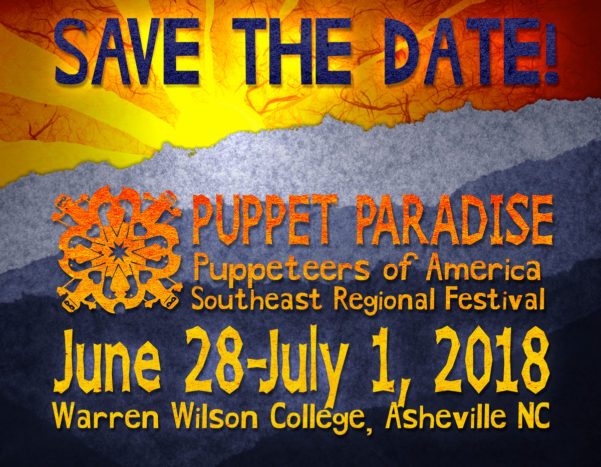 Southeast Regional Festiva: June 28 - July 1, 2018